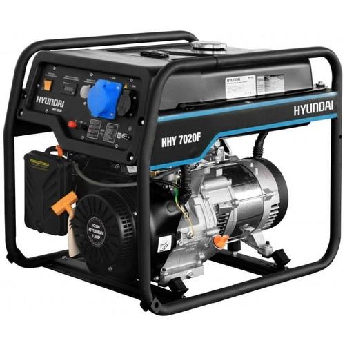 Бензиновый генератор HHY 7020F