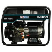 Бензиновый генератор HHY 7020FE ATS