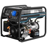 Бензиновый генератор HHY 7020FE
