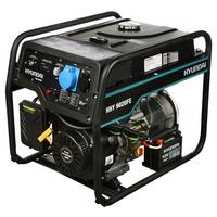 Бензиновый генератор HHY 9020FE