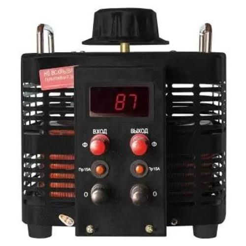 Энергия ЛАТР однофазный TDGC2-5 Black Series E0102-0104