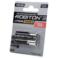 Элемент питания ROBITON WINNER R-FR6-BL2 FR6 BL2 13265