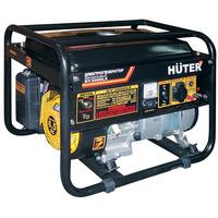 Бензиновый генератор DY3000LX-электростартер Huter