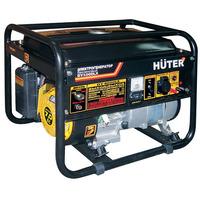 Бензиновый генератор DY4000LX-электростартер Huter