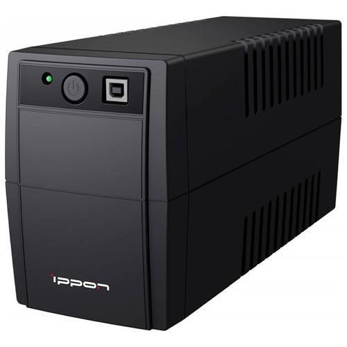 ИБП Ippon Back Basic 850 480 Вт 850 ВА Черный