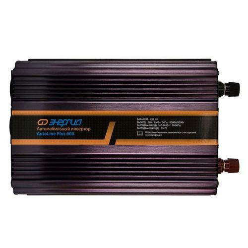 Автомобильный инвертор Энергия AutoLine Plus 600 E0201-0015