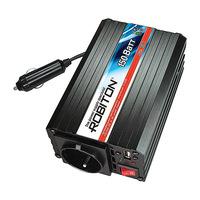 Инвертор 12V-220V ROBITON R200 150W с USB выходом 11459