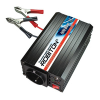 Инвертор 12V-220V ROBITON R500 500W с USB выходом 12172