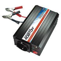 Инвертор 24V-220V ROBITON R500/24V 500W с USB выходом (24В) 13202