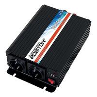 Инвертор 12V-220V ROBITON R1000 1000W две евро розетки 13203