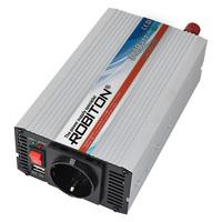 Инвертор 12V-220V ROBITON R300 PSW 300W с чистой синусоидой BL1 13320