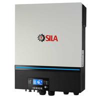 Гибридный солнечный инвертор SILA MAX 7200MH 48В 116А 2 MPPT ф-ция подмешивания