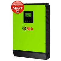 Гибридный солнечный инвертор SILA PRO 5000ML 48В 180А 2 MPPT ф-ция подмешивания