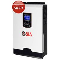 Гибридный солнечный инвертор SILA V 3000M Plus 24В 120А MPPT