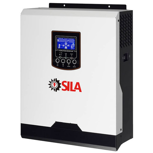 Гибридный солнечный инвертор SILA V 3000P 24В 70А PWM