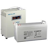 Система резервирования Энергия Pro 300Вт/100А*ч