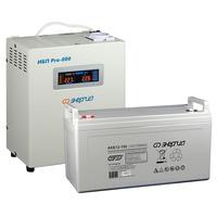 Система резервирования Энергия Pro 500Вт/100А*ч