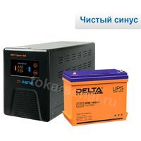 Система резервирования Энергия+Delta 300ВА/55А*ч
