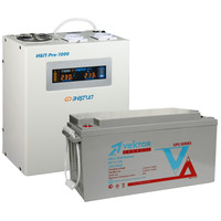 Система резервирования Энергия Pro+Vektor 800Вт/150А*ч