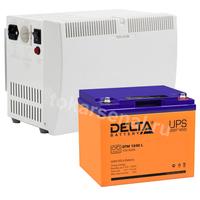 Система резервирования Teplocom+Delta 250ВА/40А*ч