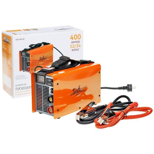 Пуско-зарядное устройство 12В/24В, 400/250А (от 220В)