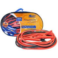 Провода прикуривания KRAFT 5 м, 750 А KT-880004