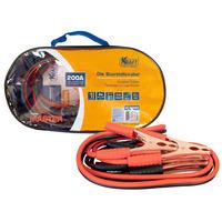 Провода прикуривания Master KRAFT 2 м, 200 А KT-880005