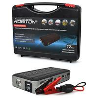 Внешний аккумулятор (ПЗУ) ROBITON Emergency POWER SET функция экстренного запуска двигателя 13294