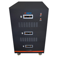 Трехфазный стабилизатор напряжения Энергия Hybrid-150000/3 II поколения
