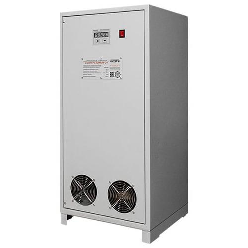 Однофазный стабилизатор напряжения Lider PS10000SQ-I-40