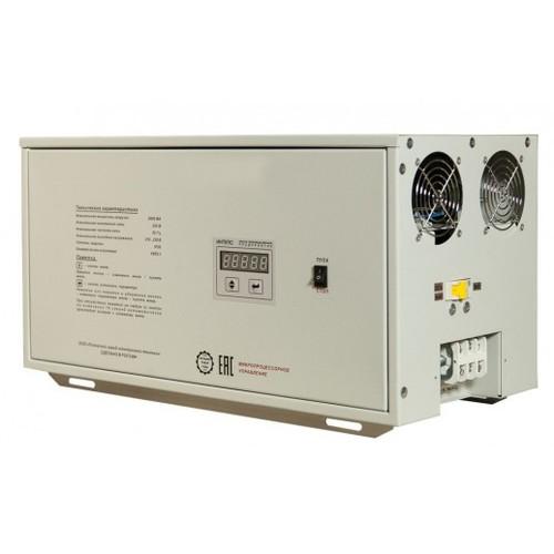Однофазный стабилизатор напряжения Lider PS7500W-SD
