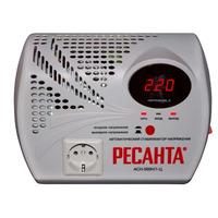 Однофазный стабилизатор напряжения LUX РЕСАНТА АСН-500Н/1-Ц