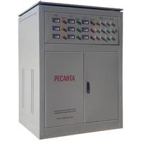 Трёхфазный стабилизатор напряжения РЕСАНТА АСН-100000/3-ЭМ