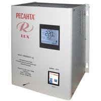 Однофазный стабилизатор напряжения LUX РЕСАНТА АСН-10000Н/1-Ц