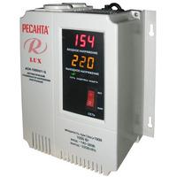 Однофазный стабилизатор напряжения LUX РЕСАНТА АСН-1000Н/1-Ц