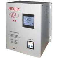 Однофазный стабилизатор напряжения LUX РЕСАНТА АСН-12000Н/1-Ц