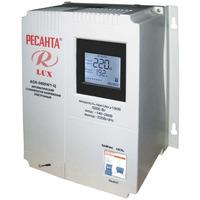 Однофазный стабилизатор напряжения LUX РЕСАНТА АСН-5000Н/1-Ц