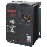 Однофазный стабилизатор напряжения РЕСАНТА СПН-3600