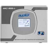 Однофазный стабилизатор напряжения Rucelf SRF II-9000-L