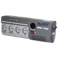 Однофазный стабилизатор напряжения Rucelf SRW-1500-D
