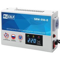 Однофазный стабилизатор напряжения Rucelf SRW-550-D