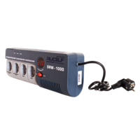 Однофазный стабилизатор напряжения Rucelf SRW-1000-D