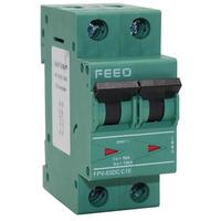 Автоматический выключатель постоянного тока FPV-63-550 25 А 2P