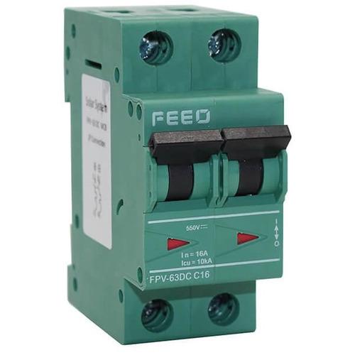 Автоматический выключатель постоянного тока FPV-63-550 32 А 2P