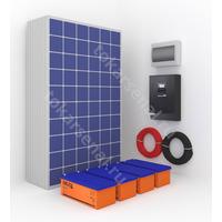 Гибридная солнечная электростанция Hybrid-3K/12
