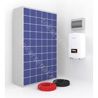 Сетевая солнечная электростанция Grid-5K/10