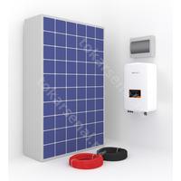 Сетевая солнечная электростанция Grid-7K/14